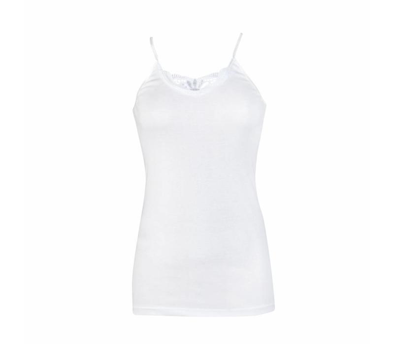 dames hemd jessica wit