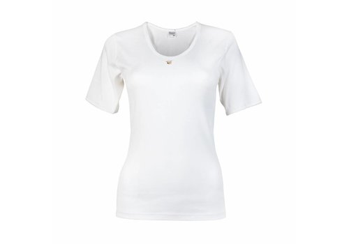 Beeren Dames T-Shirt M3000 Wit