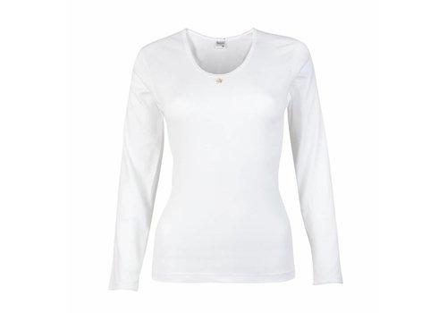 dames shirt lange mouw M3000