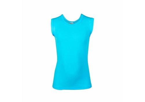 Beeren Jongens Mouwloos Shirt Comfort Feeling Aqua