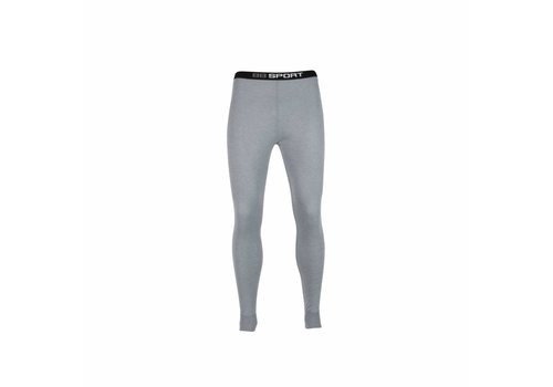 unisex pantalon thermo grijs