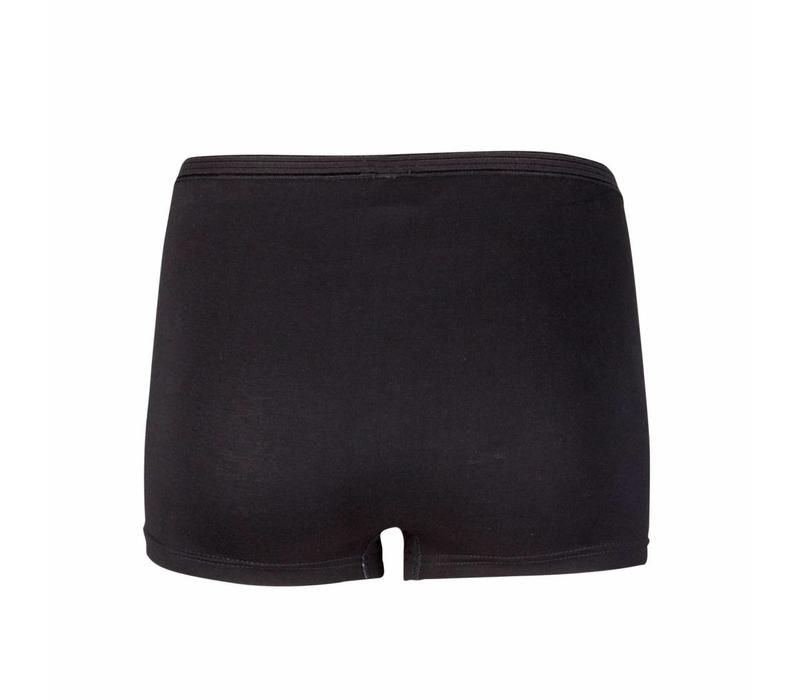 dames boxer comfort feeling zwart