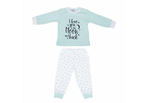 Beeren Beeren Baby Pyjama To The Moon Mint