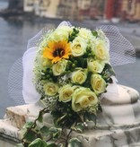 Bouquet con GIRASOLE