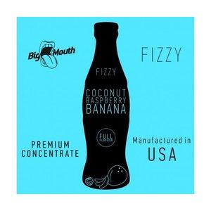 Big Mouth Fizzy 30ml - Coconut, Raspberry & Banana