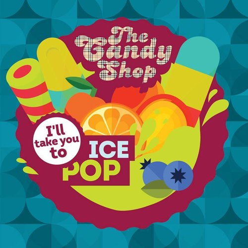 Big Mouth The Candy Shop 30ml - Ice Pop