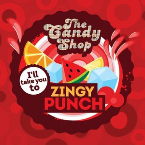 Big Mouth The Candy Shop 30ml - Zingy Punch