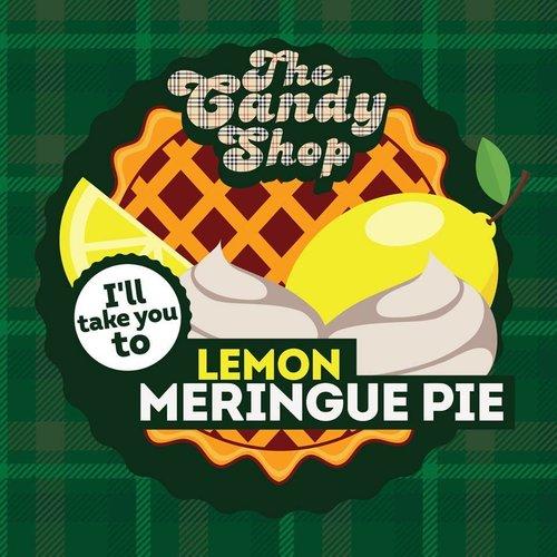 Big Mouth The Candy Shop 30ml - Lemon Meringue Pie