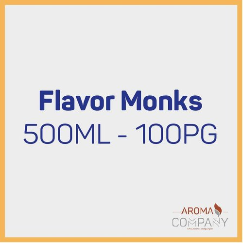 Flavor Monks 100PG 500ml