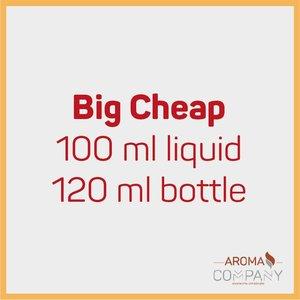 Big Cheap Bottle 100ml -  Banana