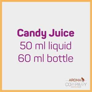 Candy Juice 50/60 -  Strawberry
