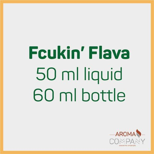 Fcukin Flava - Honeydew 50ml