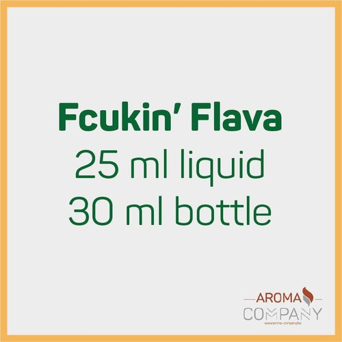 Fcukin' Flava 25 in 30 -  Strawberry Jello