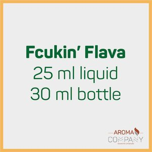Fcukin' Flava 25 in 30 -  Freezy Pineapple