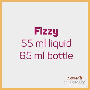 Fizzy 55ml in 65ml -  Butterscotch Popcorn