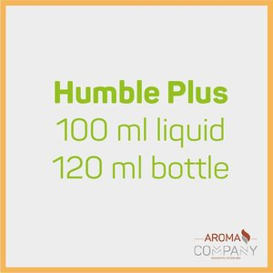Humble - Vape The Rainbow 120ml 6 mg