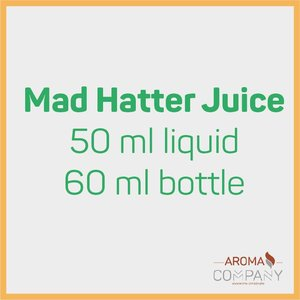 Mad Hatter Juice 50/60 -  Blue Raspberry