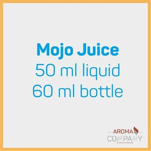 Mojo Juice 50ml in 60ml  - Banana