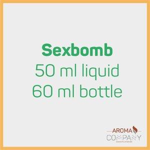 Sexbomb 60ml - Apple Creampie