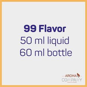 99 Flavor 60ml -  Mango Blackcurrant