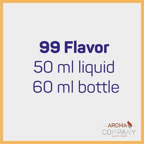 99 Flavor 60ml -  Blackcurrant Strawberry