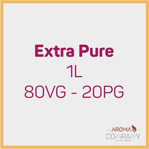 Extra pure 1l 80VG 20PG
