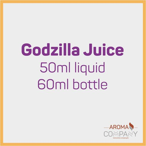 Godzilla juice 50-60 -  #3 The Green Tea