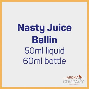 Nasty Juice -  Passion Killa