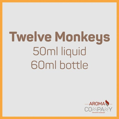 Twelve Monkeys - Mangabeys 50/60