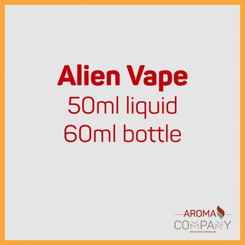 Alien Vape - Area 51 50/60