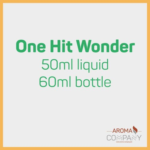 One Hit Wonder -  cannoli- Strawberry