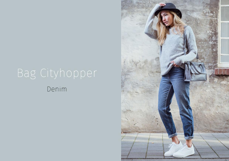 Bag Cityhopper - Denim