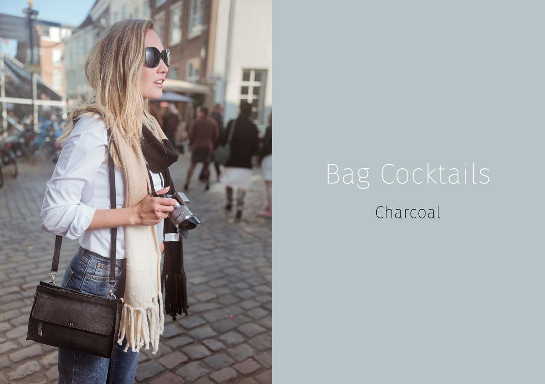 Bag Cocktails - Charcoal