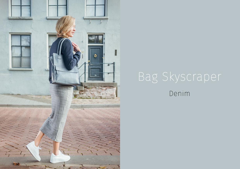 Bag Skyscraper - Denim