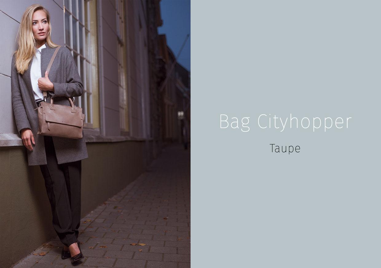 Bag Skyscraper - Taupe
