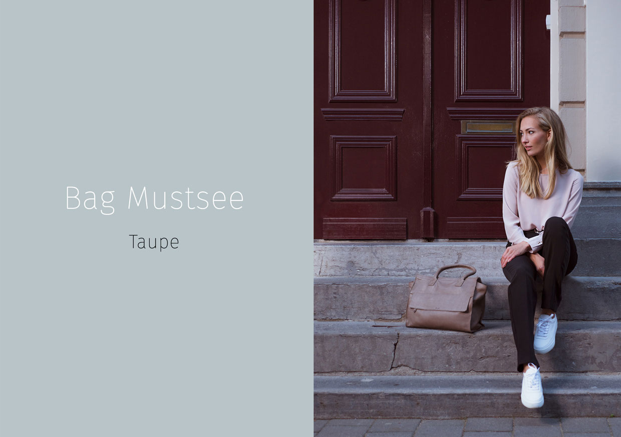 Bag Mustsee - Taupe