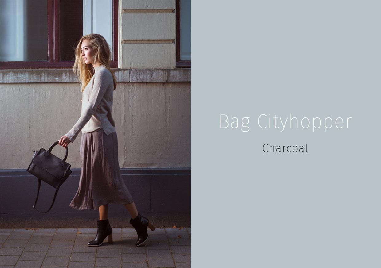 Bag Cityhopper - Charcoal