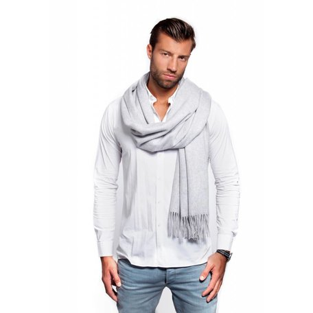 Cashmere sjaal Fayenne