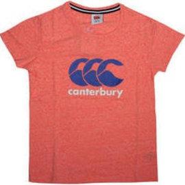 Canterbury Canterbury Ladies CCC Logo T-Shirt