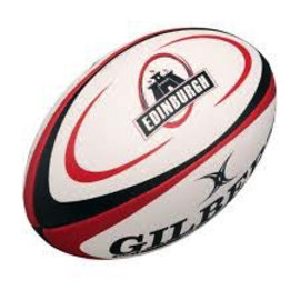 Gilbert Mini Edinburgh Rugby Ball