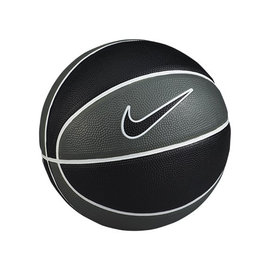 Nike Nike Mini Basketball, Grey/Black