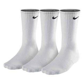 Nike Nike Performance Socks - White (3 pack)