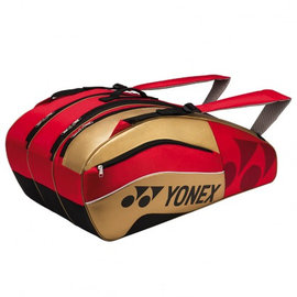Yonex Yonex Bag 8529EX Tournament Series Red/Gold