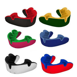 Opro Opro Silver Mouthguard Junior