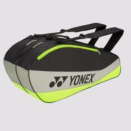 Yonex Yonex 5526EX Racket Bag - Black/Lime