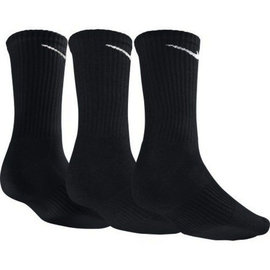 Nike Nike Performance Socks - Black (3 pack)
