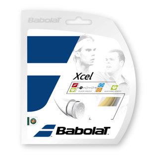 Luxilon Alu Power/Babolat Xcel Restring