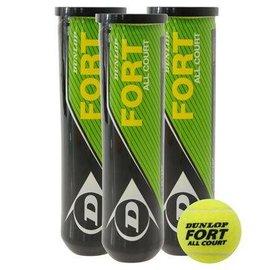 Dunlop Dunlop Fort Tennis Balls