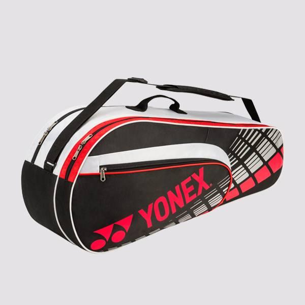 Yonex Bag 4626ex Rlack Red