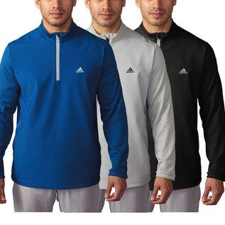 Adidas Adidas Climacool Competition 1/4 Zip Sweatshirt